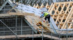 Telford Homes has warned that negative Brexit sentiment is affecting housing market demand (Rui Vieira/PA)