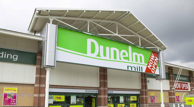 Homewares retailer Dunelm has warned over consumer uncertainty despite hailing resilient first-quarter trading (Mike Cook/PA)