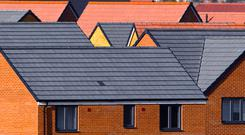 A lack of funding could see nearly 90,000 social homes fall into disrepair within two years, according to a letter written by a top-ranking civil servant (Joe Giddens/PA)