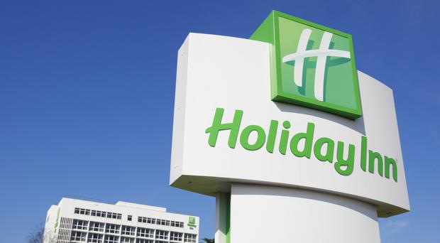 Holiday Inn owner Intercontinental Hotels Group saw a greater return on its rooms in the third quarter Chris Ison/PA)