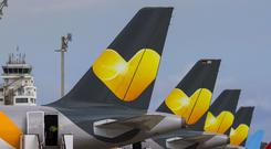 Thomas Cook's chairman has bought around £80,000 of shares after they crashed on concerns about the company's future (Thomas Cook/PA)