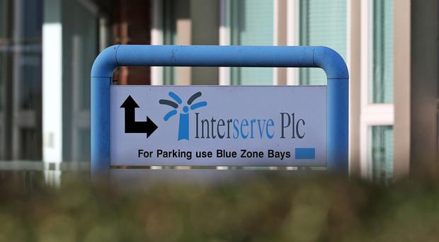 Shares in Interserve plummeted after the firm said shareholders are likely to see their stakes diluted as part of a plan to cut its debt (Steve Parsons/PA)