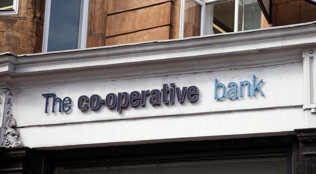 The Co-operative Bank is to bid for a slice of the Royal Bank of Scotland's £775m competition fund (Yui Mok/PA)