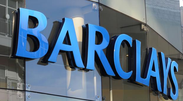 File photo dated 05/02/13 of a Barclays sign. Barclays activist investor Edward Bramson is to seek shareholder approval to make changes at the bank's board.
