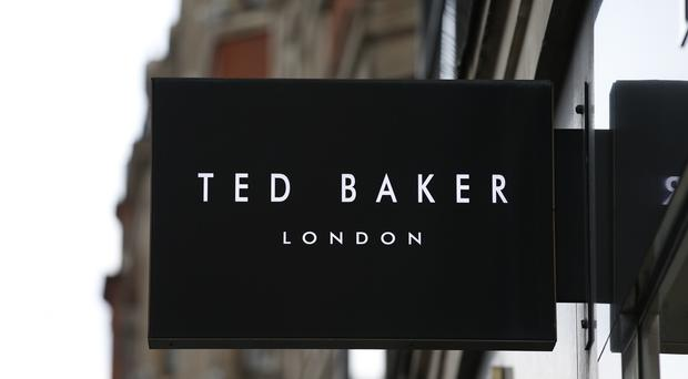 dc5726b06638 Ted Baker said retail sales increased by 12.2% over the five weeks to  January 5