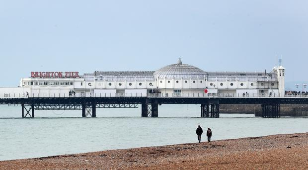 Earnings from Brighton Pier were lower than expected (PA)