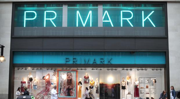 Primark is predicted to post a 2% fall in like-for-like sales (Yui Mok/PA)