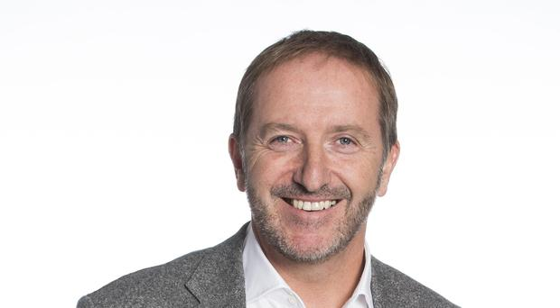 Nick Mackenzie, who will join Greene King as CEO in May 2019 (Greene King)