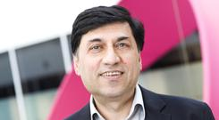 Undated handout photo issued by Reckitt Benckiser of their Chief Executive Rakesh Kapoor.