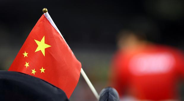 US tariffs on Chinese imports look set to be lifted (Steven Paston/PA)