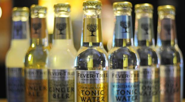 Fever-Tree continued to perform strongly in the UK (Lauren HurleyPA)