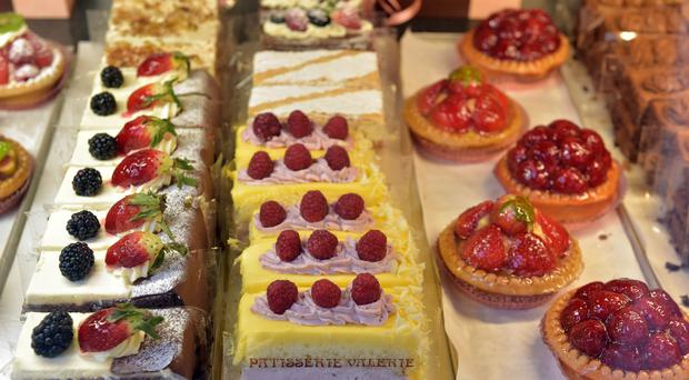 Patisserie Valerie could be sold as a whole or be sliced up and divided between buyers (PA)