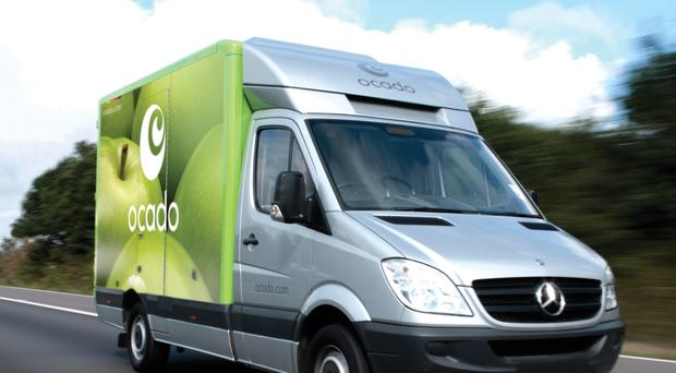 Ocado has released full-year results (PA)