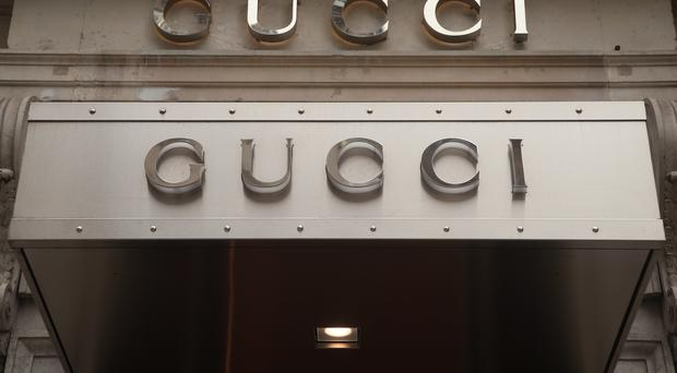 There has been growing customer demand for Gucci in Asia and North America (Yui Mok/PA)