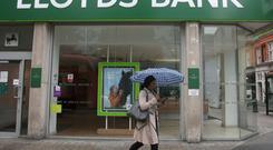 William Chalmers will be the bank's next CFO (Yui Mok/PA)