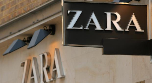 The Zara store at Donegall Place will reopen on April 4th, 2019