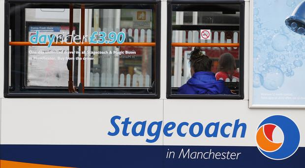 Stagecoach (Dave Thompson/PA)