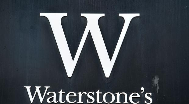 Waterstones has unveiled its gender pay gap data (Nick Ansell/PA)