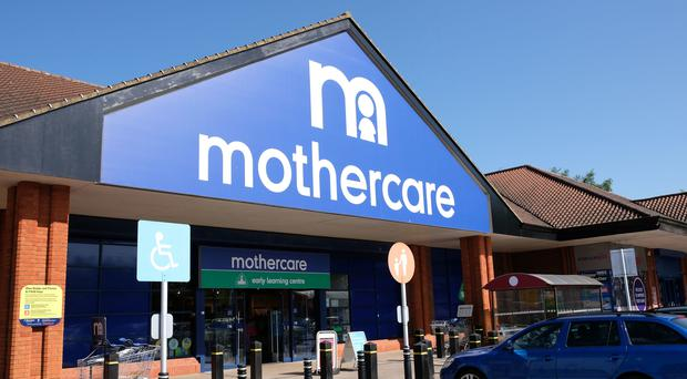 Mothercare has revealed that UK sales tumbled 8.8% in the three months to March 30 (Andrew Matthews/PA)