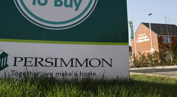 Persimmon is shaking up the way it does business (Andrew Milligan/PA)