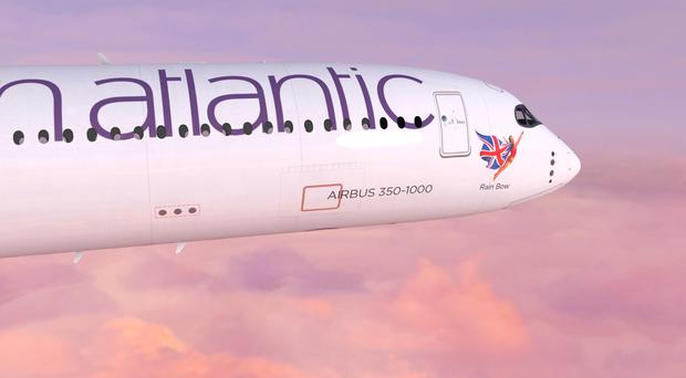 Virgin Atlantic has posted another loss (PA)