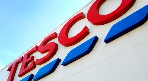 Tesco stores in Belfast, Newry, Newtownabbey, Lisburn and Ballymena were said to be among those targeted.