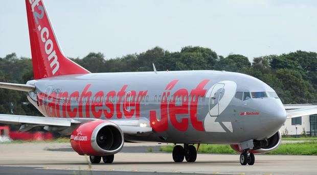 Jet2's profits took off last year but its performance could be weighed down by Brexit uncertainty this summer (Anna Gowthorpe/PA)