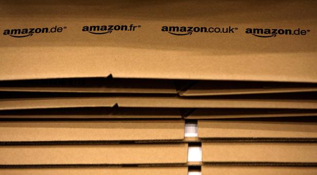 DS Smith is a supplier to Amazon (Chris Radburn/PA)