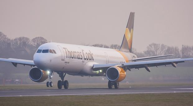 A number of potential suitors are reported to be considering a takeover of Thomas Cook (Thomas Cook/PA)