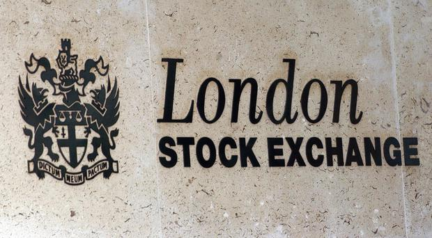 The London Stock Exchange Group has shrugged off 'challenging' markets to report a hike in first quarter income as its clearing house LCH enjoyed surging growth (Stefan Rousseau/PA)
