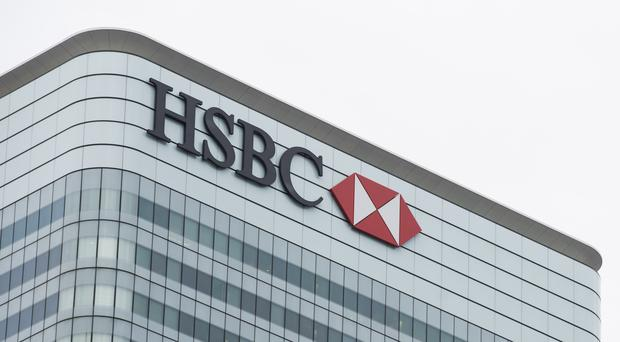 HSBC has posted better-than-expected results (Matt Crossick/PA)