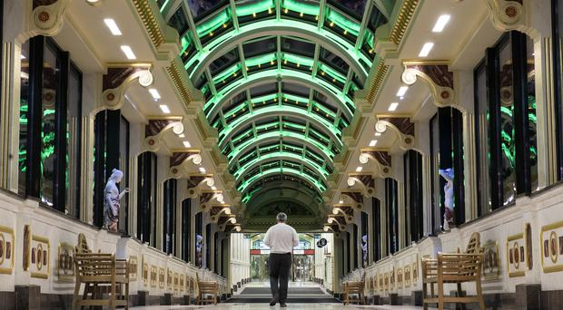 Trafford Centre owner Intu said it is braced for a 'challenging' year (Anthony Devlin/PA)