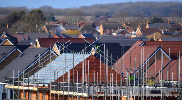 Barratt Developments has shrugged off Brexit pressures in the property market as the house-building giant 'modestly' increased its full-year outlook after a strong start to the year (Joe Giddens/PA)