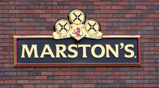 Marston's Park Brewery in Wolverhampton. The pub and brewing group has revealed it stockpiled around £6 million of beer including Spanish lager Estrella Damm amid worries over a no-deal Brexit.