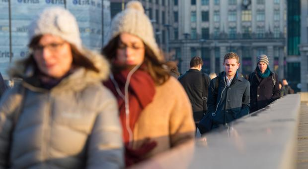Brexit uncertainty has reduced demand for temporary workers (PA)