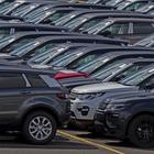 Jaguar Land Rover dropped to a £3.6bn loss in the year to March 2019 amid a major transformation programme (Peter Byrne/PA)