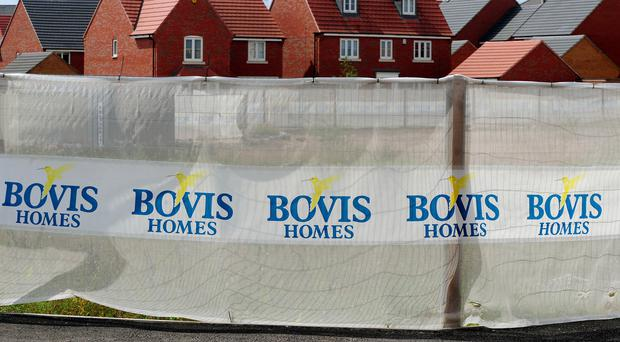 Bovis said it had seen a strong period for sales (PA)