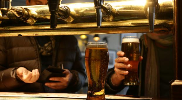 The pub group saw solid sales growth last year (PA)