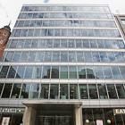 General view of the Johnson Matthey Plc offices on the 5th floor of 25 Farringdon Street in London.