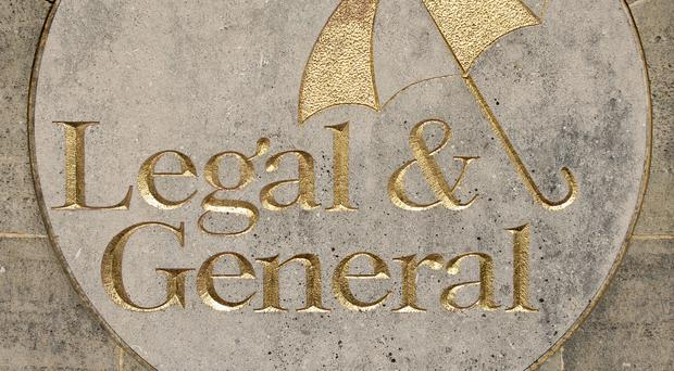 Legal and General has made £242m from the sale of its home insurance business (Dominic Lipinski/PA)