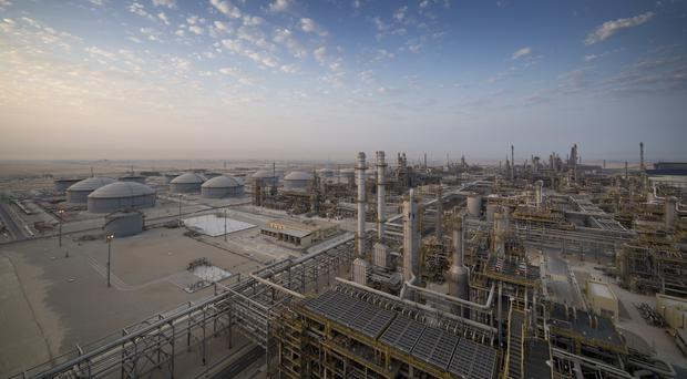 Ineos will invest two billion US dollars into the new Saudi Arabia chemicals plants (Ineos/PA)