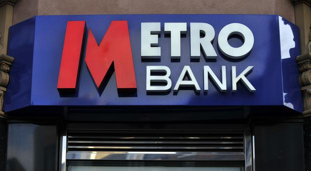 Metro Bank staved off a shareholder revolt after the company's annual general meeting last week (Nick Ansell/PA)