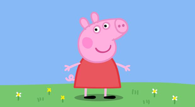Peppa Pig, whose owner Entertainment One has denied reports that its boss is set to leave (Entertainment One/PA)