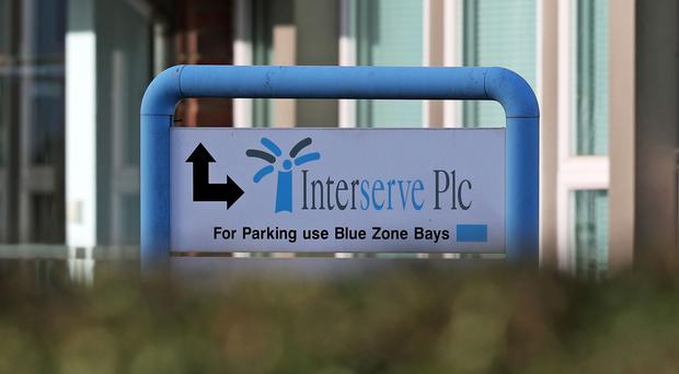 The boss of rival outsourcing giant Mitie has confirmed he would consider bidding if Interserve's support services arm was put on the sale block (PA)