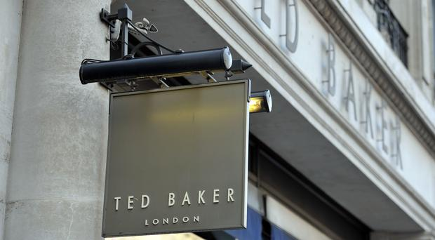 Troubled retailer Ted Baker has issued its latest profit warning as sales slumped amid 'extremely difficult' trading (Nick Ansell/PA)