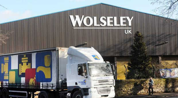 A hedge fund run by veteran activist investor Nelson Peltz has bought a 6% stake for around £736 million in Wolseley owner Ferguson (Anna Gowthorpe/PA)