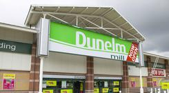 Dunelm has upped its profit outlook again (Mike Cook/PA)