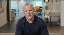 Neil Woodford has apologised and sought to reassure investors blocked from withdrawing from his multibillion-pound Woodford Equity Income Fund (Woodford Investment Management/PA)