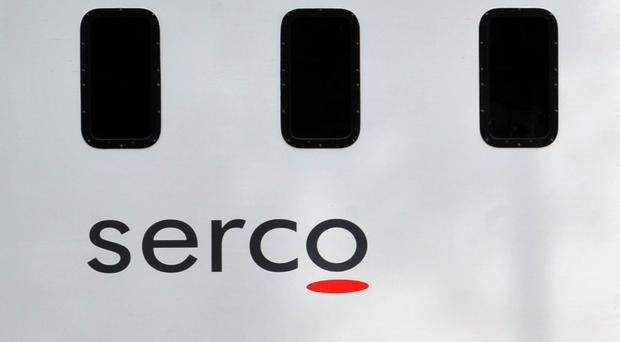 Serco said it now expects full-year revenue to be at the top end of previous guidance (PA)
