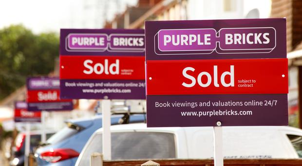Purplebricks has confirmed further plans to scale back its overseas business by pulling out of the US market (Purplebricks/PA)
